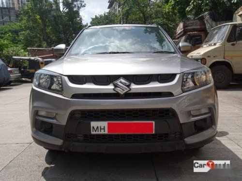 2018 Maruti Suzuki Vitara Brezza VDi MT for sale in Thane