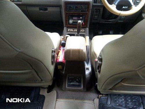 Used 2010 Mitsubishi Pajero Sport MT for sale in Mumbai