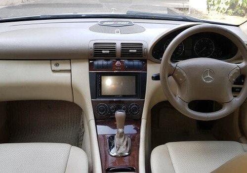 2007 Mercedes-Benz C-Class C 200 Kompressor Elegance AT in Pune