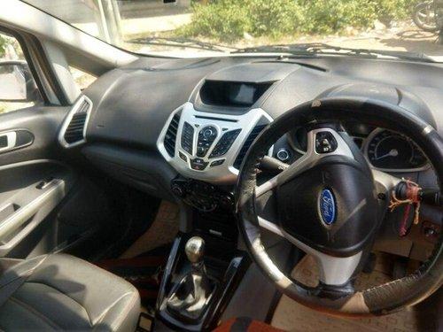 Used 2016 Ford EcoSport 1.5 TDCi Titanium Plus MT for sale in Jodhpur