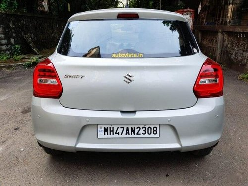 2019 Maruti Suzuki Swift AMT VXI AT for sale in Mumbai