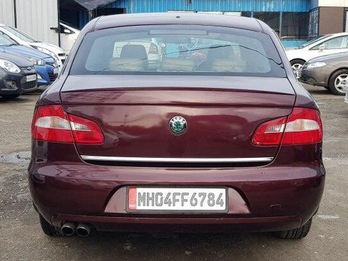 2012 Skoda Superb Elegance 1.8 TSI AT for sale in Pune