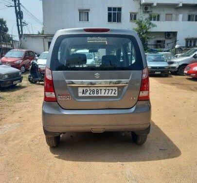 2012 Maruti Suzuki Wagon R LXI MT for sale in Hyderabad