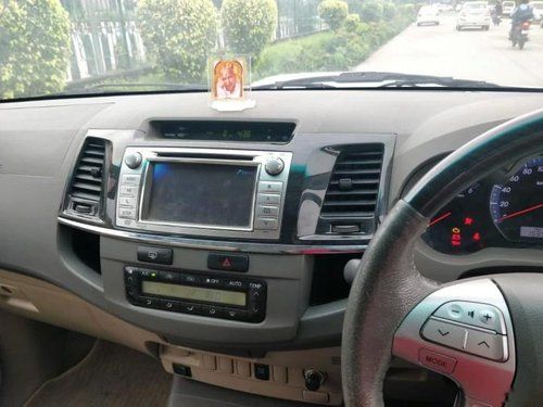 2013 Toyota Fortuner 4x2 Manual MT for sale in New Delhi-1
