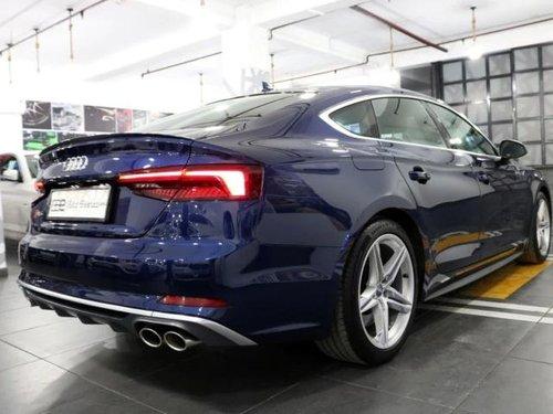 Used Audi S5 Sportback 2018 AT for sale in New Delhi
