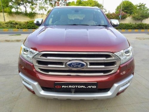 2016 Ford Endeavour 2.2 Titanium AT 4X2 in Ahmedabad