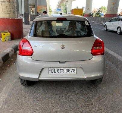 Used Maruti Suzuki Swift LXI 2019 MT for sale in New Delhi