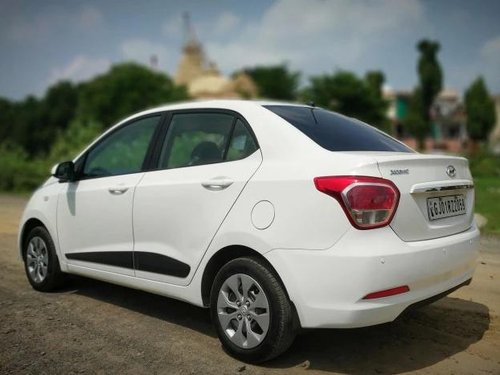 Used 2017 Hyundai Xcent 1.2 CRDi E MT for sale in Ahmedabad