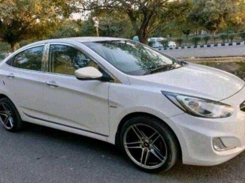 2013 Hyundai Verna Transform SX VGT CRDi BS III AT in New Delhi
