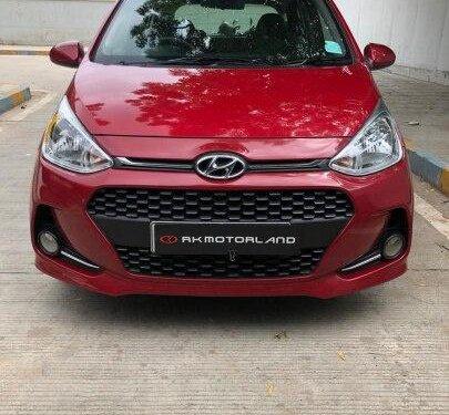 2017 Hyundai Grand i10 Magna AT in Ahmedabad