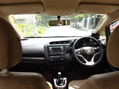 2016 Honda Jazz 1.2 S i VTEC MT for sale in Chennai