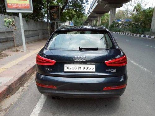 2012 Audi Q3 2012-2015 AT for sale in New Delhi