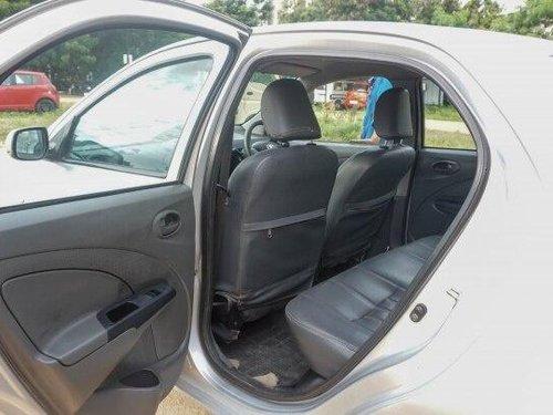 2016 Toyota Platinum Etios MT for sale in Hyderabad