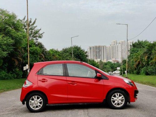 Used 2015 Honda Brio VX AT for sale in Hyderabad