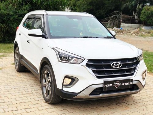 2019 Hyundai Creta 1.6 SX Option Diesel MT in Bangalore-11