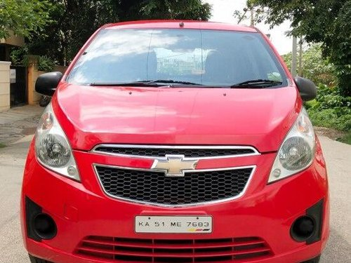 Chevrolet Beat Option Pack 2013 MT for sale in Bangalore