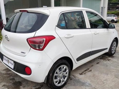 2017 Hyundai Grand i10 1.2 Kappa Magna AT in Pune