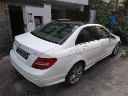 2015 Mercedes-Benz C-Class C 220 CDI Avantgarde AT for sale in New Delhi