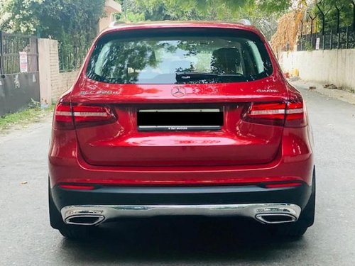 2017 Mercedes Benz GLC AT for sale in New Delhi