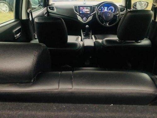 Used 2017 Maruti Suzuki Baleno Alpha MT for sale in Mumbai