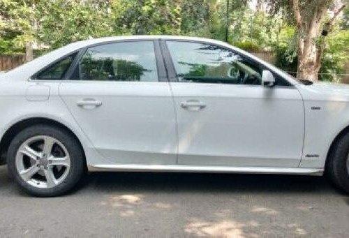 2014 Audi A4 35 TDI Premium AT in New Delhi
