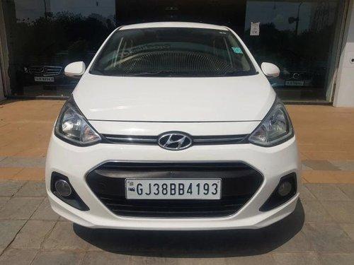Used 2016 Hyundai Xcent 1.1 CRDi S MT in Ahmedabad