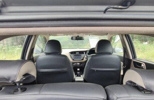 Hyundai Elite i20 1.2 Asta Option 2016 MT for sale in Hyderabad