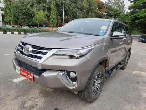 Used 2017 Toyota Fortuner 4x2 AT for sale in Bangalore