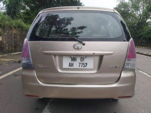 2009 Toyota Innova MT for sale in Mumbai