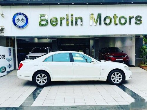 Used 2011 Mercedes Benz S Class S 350 CDI AT in Pune