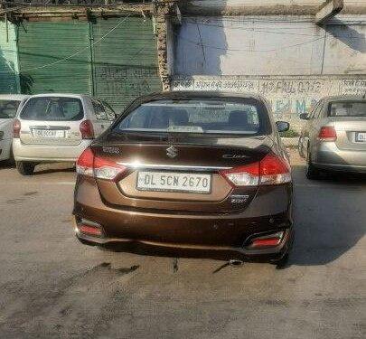 Maruti Suzuki Ciaz 2016 MT for sale in New Delhi