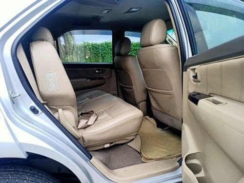 Toyota Fortuner 4x2 2012 AT for sale in Mumbai