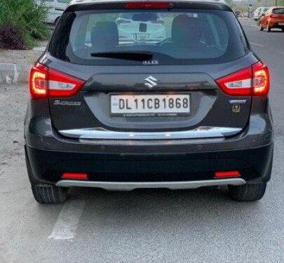 2018 Maruti Suzuki S Cross Delta DDiS 200 SH MT in New Delhi