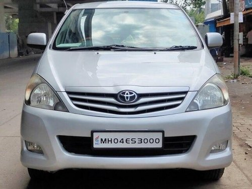Toyota Innova 2.5 G (Diesel) 7 Seater BS IV 2011 MT for sale in Mumbai