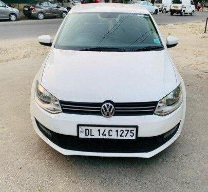 2013 Volkswagen Polo 1.2 MPI Comfortline MT for sale in New Delhi