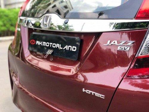 2016 Honda Jazz 1.5 SV i DTEC MT for sale in Ahmedabad