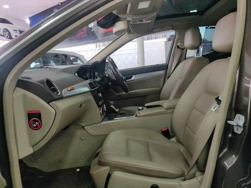 Used 2013 Mercedes Benz C-Class 200 Kompressor AT for sale in Bangalore