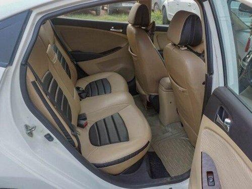 2014 Hyundai Verna MT for sale in Hyderabad