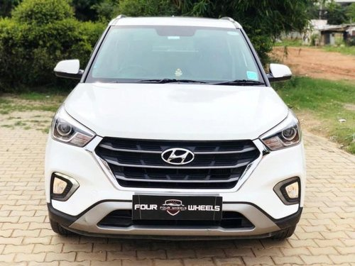 2019 Hyundai Creta 1.6 SX Option Diesel MT in Bangalore