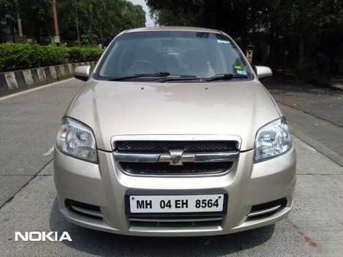 Used 2010 Chevrolet Aveo 1.4 LS BSIV MT in Mumbai