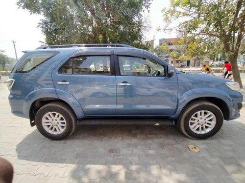 2012 Toyota Fortuner 3.0 Diesel MT for sale in Gurgaon