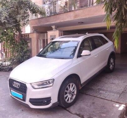 Used 2013 Audi Q3 2.0 TDI Quattro AT in New Delhi