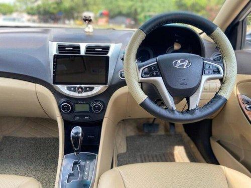 Hyundai Verna 2015 AT for sale in New Delhi