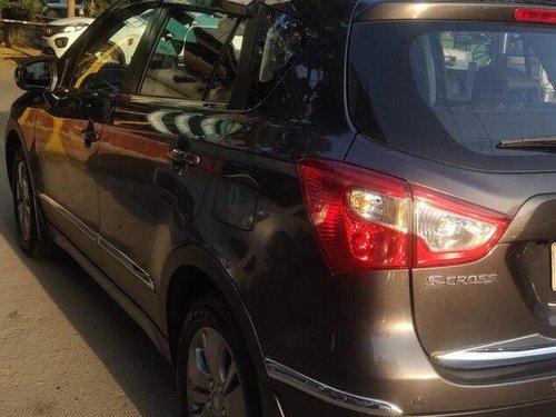 Used 2016 Maruti Suzuki S Cross MT for sale in Ghaziabad