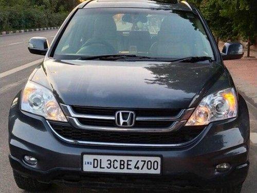 Used 2010 Honda CR V 2.0 AT for sale in New Delhi