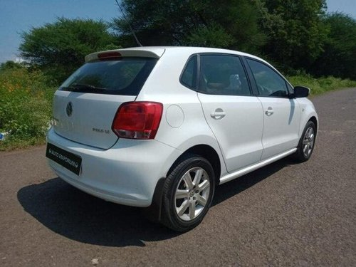 Volkswagen Polo Petrol Highline 1.6L 2011 MT for sale in Nashik
