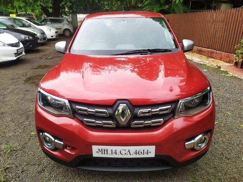 Renault KWID 1.0 RXT Optional 2017 MT for sale in Pune