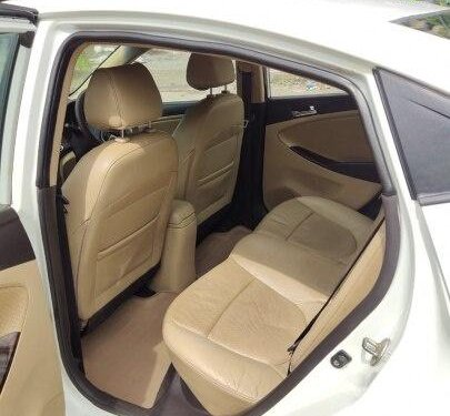 Used 2012 Hyundai Verna MT for sale in Mumbai
