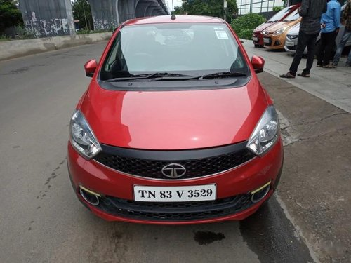 Tata Tiago XZ Plus 2017 MT for sale in Chennai