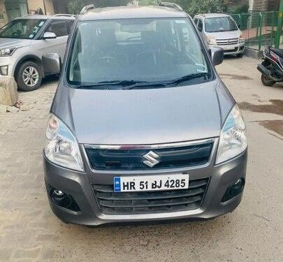 2016 Maruti Suzuki Wagon R VXI AT for sale in Faridabad-7